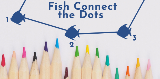Fish Learning Fridays | Fish Connect the Dots