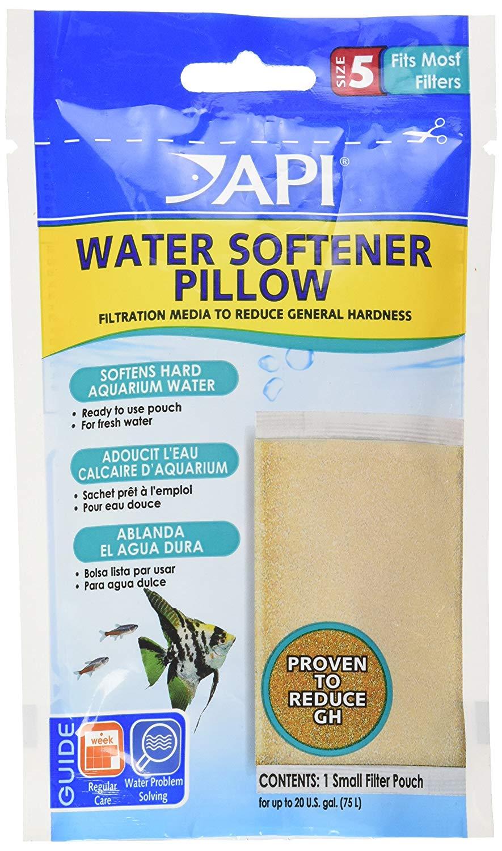 WATER SOFTENER PILLOW